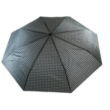 Dáždnik skladací káro (Farba Multifarebné, Veľkosť Neurčená)