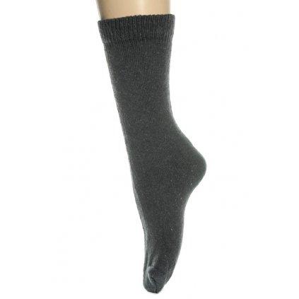 Ponožky termo - dámske (Farba Multifarebné, Veľkosť 39-41)