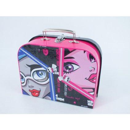 Detský kufrík Monster High, PoloTrade (Farba Neurčená, Veľkosť Neurčená)
