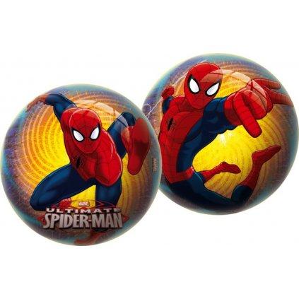 Lopta Spiderman Ø 23 cm (Farba Žltá, Veľkosť 23cm)