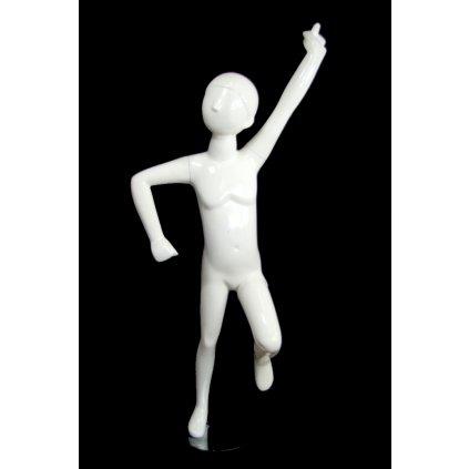 Detská figurína - 1ruka hore (Farba Neurčená, Veľkosť Neurčená)