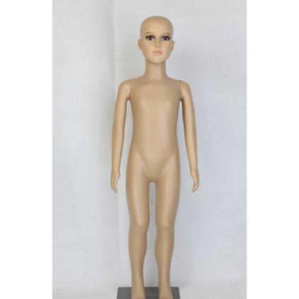 Figurína detská - hnedá D02, C-26-D02 (Farba Neurčená, Veľkosť Neurčená)