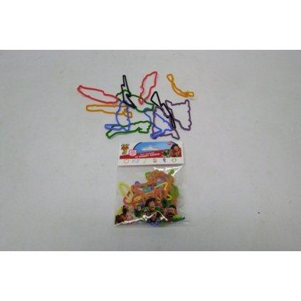 Náramky ToyStory 12ks (Farba Neurčená, Veľkosť Neurčená)