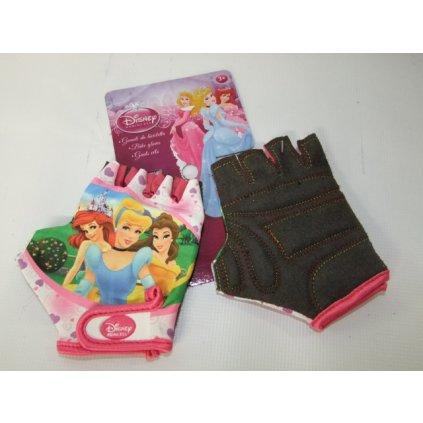 Cyklistické rukavice Princess (Farba Neurčená, Veľkosť Neurčená)
