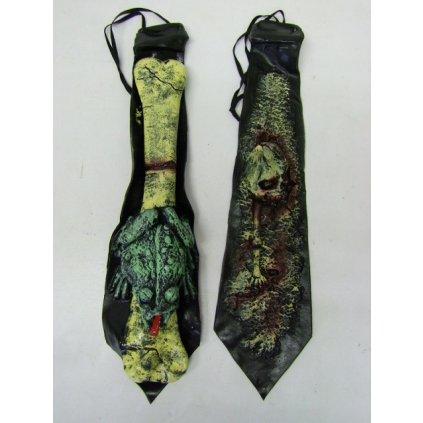 Kravata Halloween (Farba Neurčená, Veľkosť Neurčená)