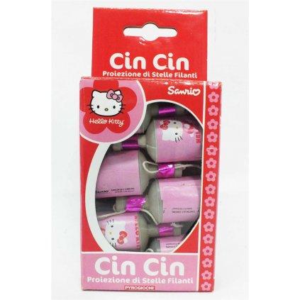 Párty konfety Hello Kitty (Farba Neurčená, Veľkosť Neurčená)