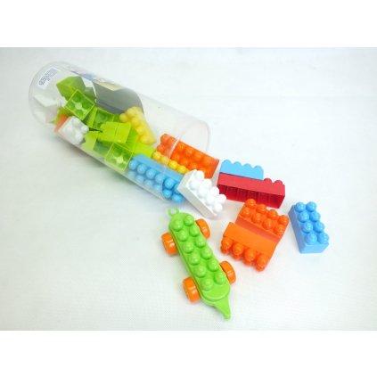 Stavebnica v tube - menšia (Farba Neurčená, Veľkosť Neurčená)