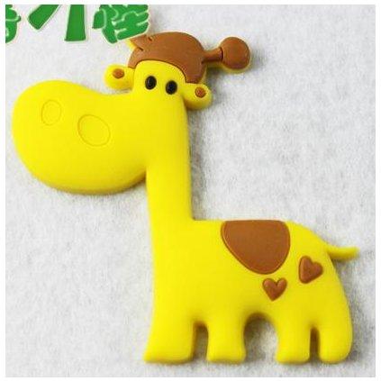Magnetka - žirafa, C-4-1008 (Farba Neurčená, Veľkosť Neurčená)