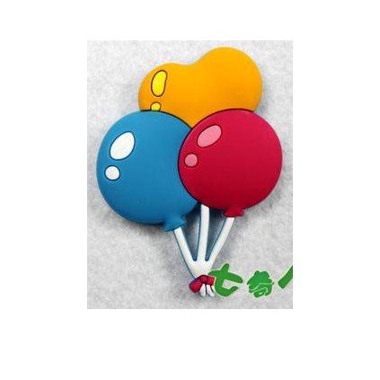 Magnetka - balón (Farba Neurčená, Veľkosť Neurčená)