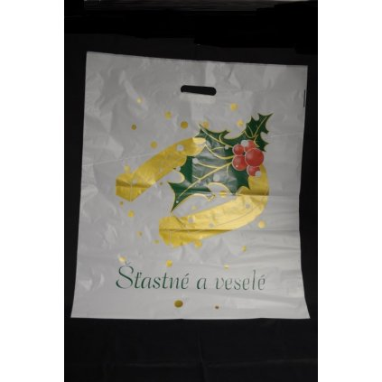 Vianočné tašky 50 ks (Farba Neurčená, Veľkosť Neurčená)