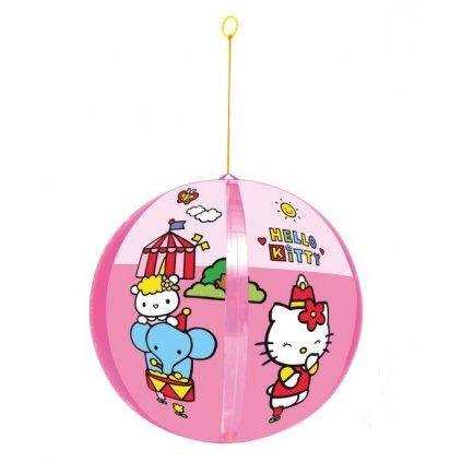 Hello Kitty lopta na gumičke (Farba Neurčená, Veľkosť Neurčená)