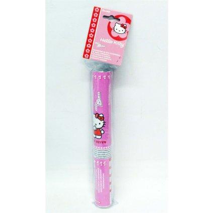 Hello Kitty konfetový kanón, C-44-24405 (Farba Neurčená, Veľkosť Neurčená)