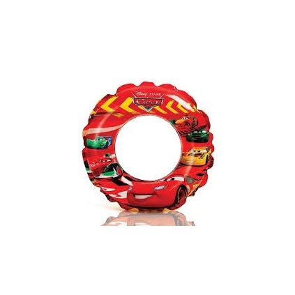 Koleso Cars 51cm (Farba Červená, Veľkosť 51cm)