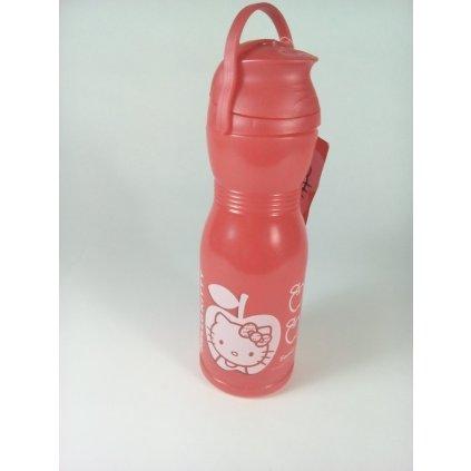 Hello Kitty fľaša na pitie 600 ml (Farba Neurčená, Veľkosť Neurčená)