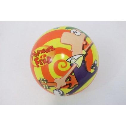 Lopta - Phineas a Ferb, C-44-2644 (Farba Neurčená, Veľkosť Neurčená)