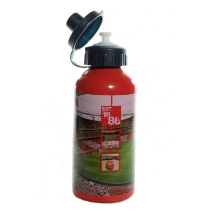 Flaša Arsenal alluminium 500 ml (Farba Neurčená, Veľkosť Neurčená)