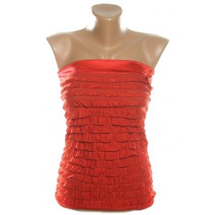 Dámsky top SAMBA (Farba Červená, Veľkosť L)