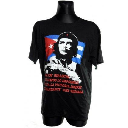 Pánske tričko PoloTrade Che Guevara, obojstranná potlač (Farba Neurčená, Veľkosť Neurčená)