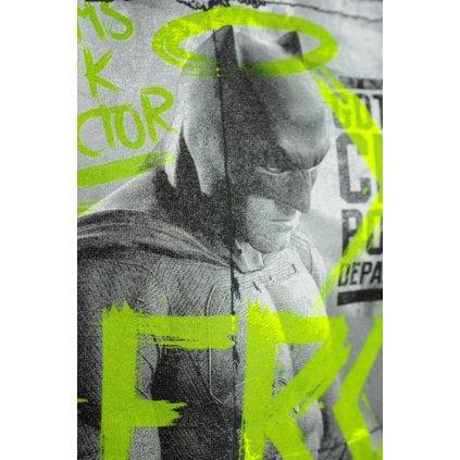 Detské tričko - Batman (Farba Biela, Veľkosť 4r)