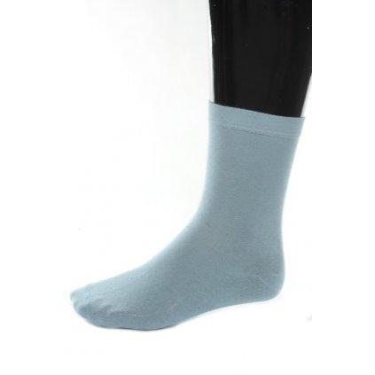 Dámske ponožky - tenké, C-21-226 (Farba Modrá, Veľkosť 36-41)