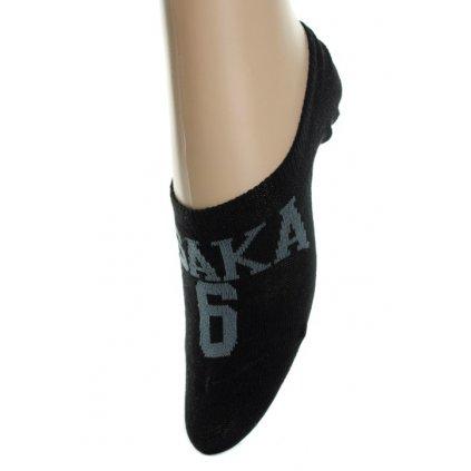 Ponožky - Osaka čierna (Farba Biela, Veľkosť 36-40)