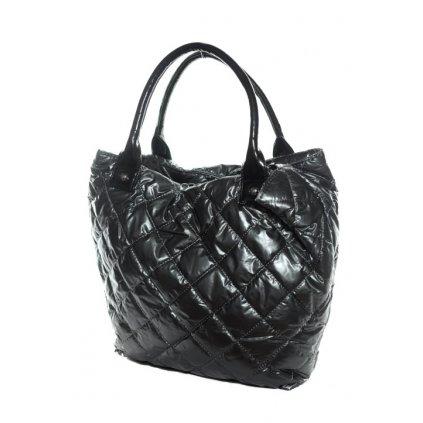 Dámska taška - prešívaný vzor (Farba Šedá, Veľkosť 35x30x1cm)