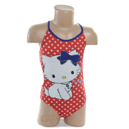 Plavky Charmmy Hello kitty (Farba Modrá, Veľkosť 12r)
