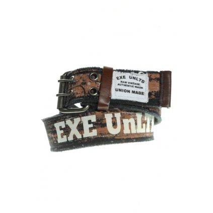 Opasok - EXE UNLTD (Farba Čierna, Veľkosť 130cm)