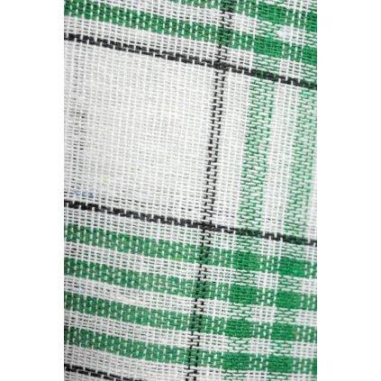 Kuchynská utierka karovaná 60x40cm, 100% Bavlna, PoloTrade, 12 kusov v balení (Farba Multifarebné, Veľkosť 40x60cm)