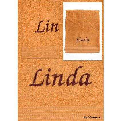 Uterák LINDA, 90x50cm, rôzne farby, PoloTrade (Farba Biela, Veľkosť 90x50cm)