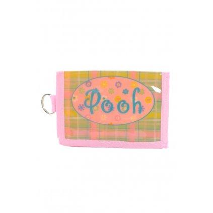 Peňaženka Macko Pooh (Farba Oranžová, Veľkosť 12x9cm)