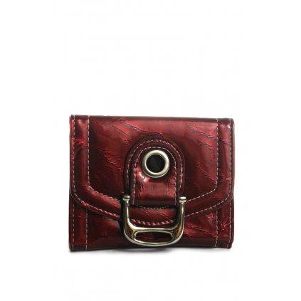 Peňaženka - dámska (Farba Čierna, Veľkosť 12x10cm)