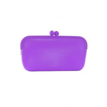 Peňaženka dámska - neon - veľká (Farba Žltá, Veľkosť 19x12cm)
