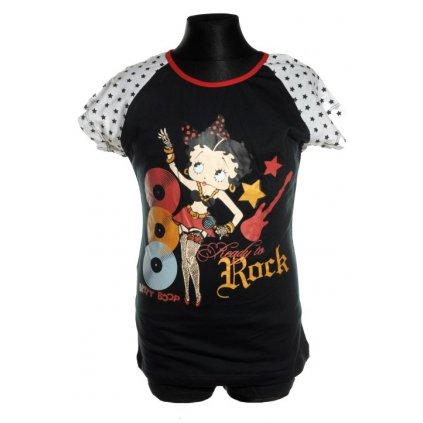 Detský komplet - Betty Rock (Farba Červená, Veľkosť 10/11r)
