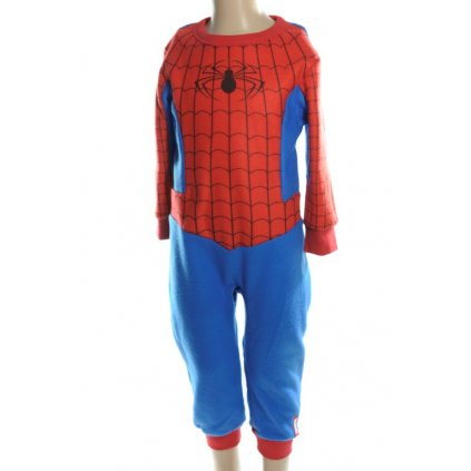 Overal - Spiderman (Farba Červená, Veľkosť 2r)