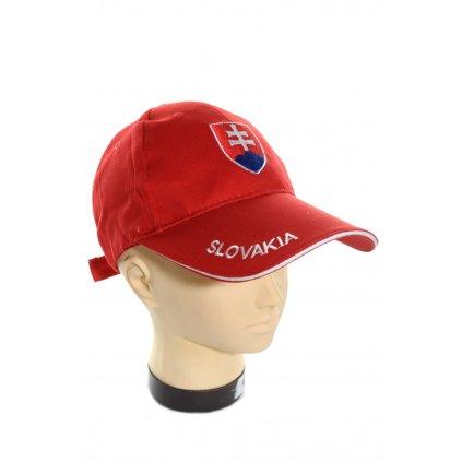 ŠILTOVKA SLOVAKIA - červená (Farba Neurčená, Veľkosť Neurčená)