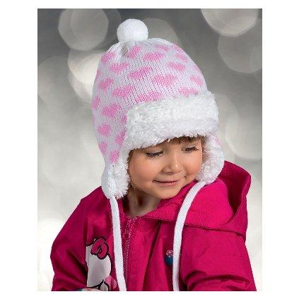 Detská čiapka - BALLADA (Farba Svetložltá, Veľkosť Neurčená)