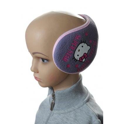 Detské slúchadlá na ochranu uší Hello Kitty (Farba Biela, Veľkosť UNI)