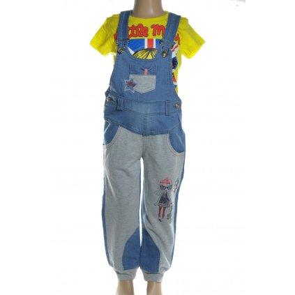 Detské nohavice na tranky Fashion (Farba Svetlomodrá, Veľkosť 92)