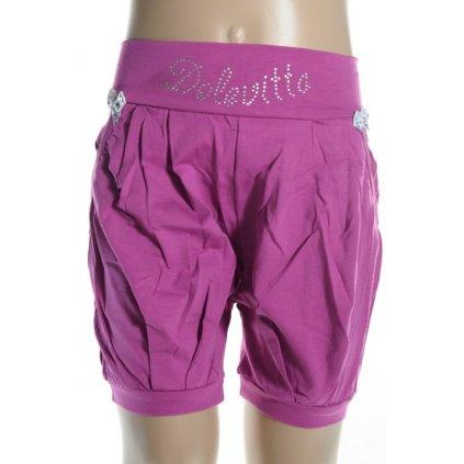 Nohavice pre bábätká - nákladiak (Farba Svetloružová, Veľkosť 86)