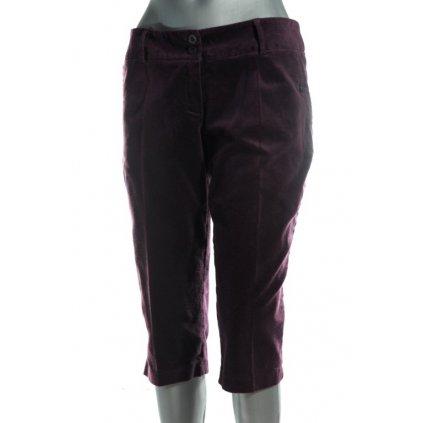 Nohavice dámske - 34 zm1 (Farba Hnedá, Veľkosť 42)