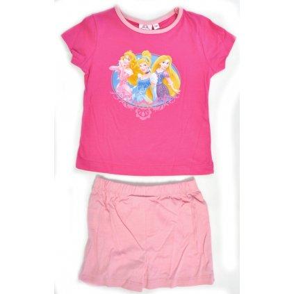 Detské pyžamo -Princess, Raiponce (Farba Biela, Veľkosť 3r)
