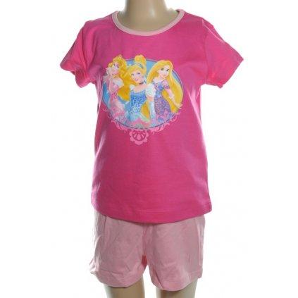 Pyžamo Princess (Farba Ružová, Veľkosť 3r)