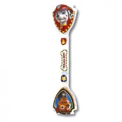 Svietiaca palica Paw Patrol chlapčenská (Farba Transparent, Veľkosť 67cm)