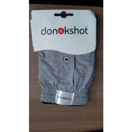 Pánske boxerky DONOKSHOT (Farba Šedá, Veľkosť L)