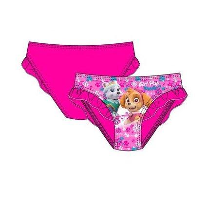 Plavky PAW Patrol Girl Pup (Farba Ružová, Veľkosť 3r)