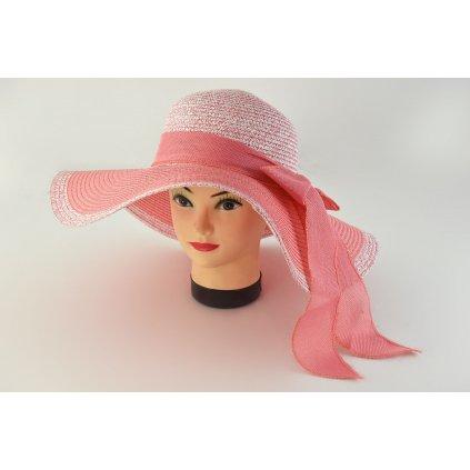 Dámsky klobúk s mašľou (Farba Tmavomodrá, Veľkosť 40)