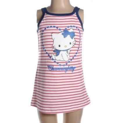 Šaty Charmmy kitty - pasiky (Farba Multifarebné, Veľkosť 3r)