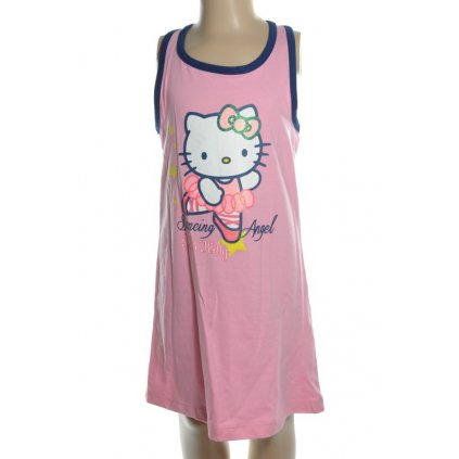 Detské šaty Hello Kitty - Dancing angel (Farba Ružová, Veľkosť 3r)