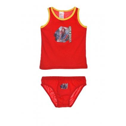 Spodné prádlo Spiderman - Pavúk (Farba Červená, Veľkosť 2/3r)